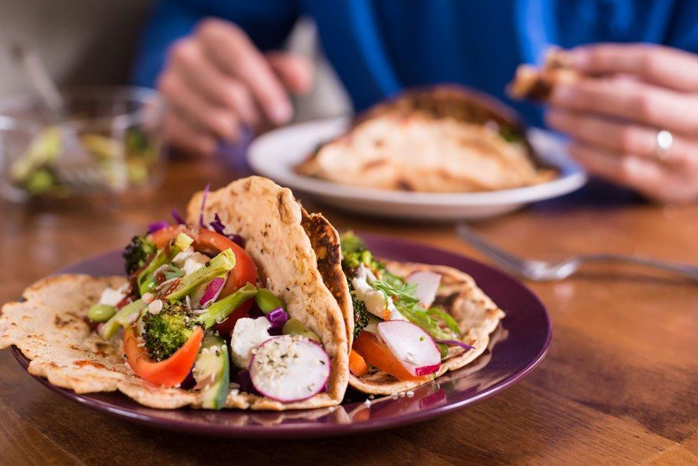 Red Lentil Tortilla Wraps   Rainbowl Foods