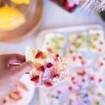 Rainbow Frozen Yogurt Bark | Rainbowl Foods
