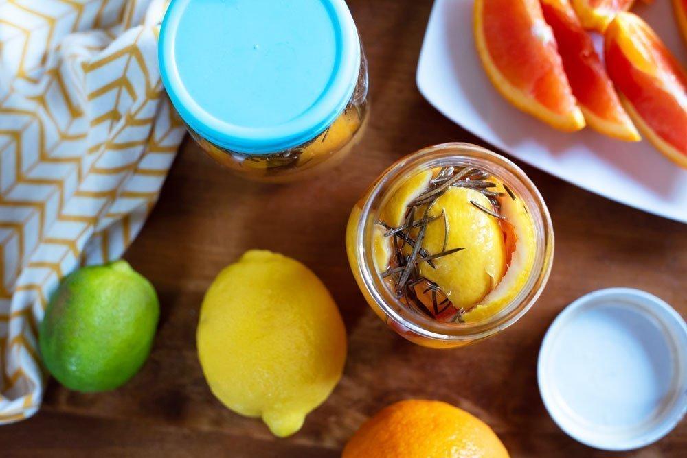 Rosemary Citrus Cleaner | Rainbowl Foods
