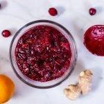Cranberry Orange Ginger Sauce Recipe | Rainbowl Foods