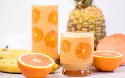 Sweet Potato Citrus Smoothie