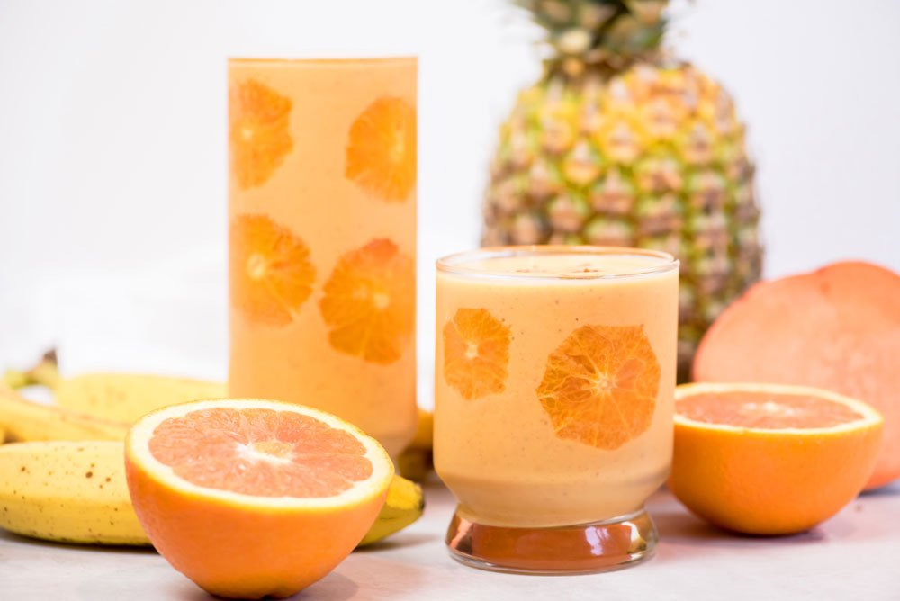 Sweet Potato Citrus Smoothie