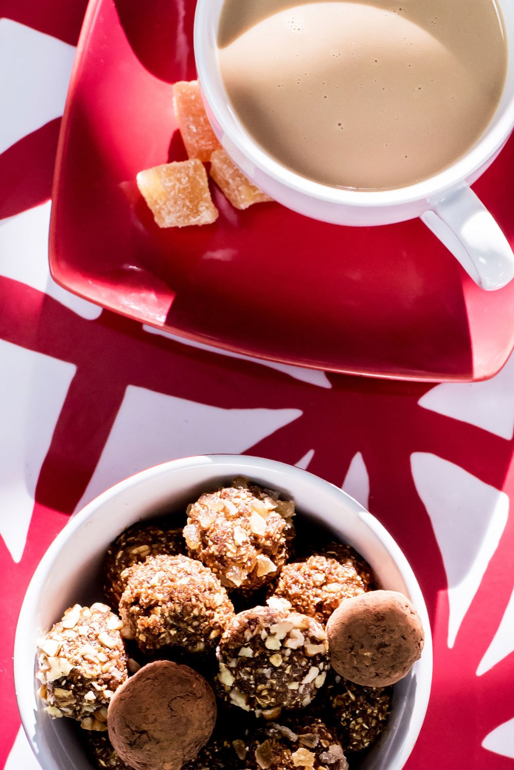 Gingerbread Energy Bites | Rainbowl Foods