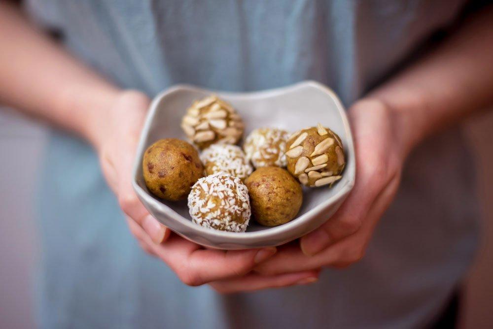 Lemon Coconut Energy Bites | Rainbowl Foods