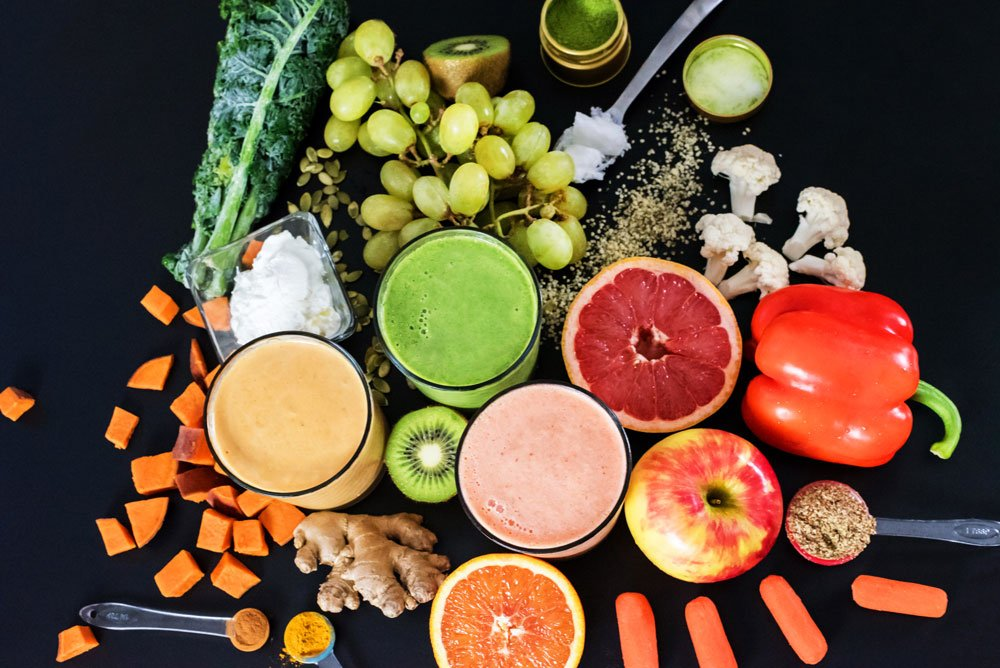 Immunity Smoothie Recipes | Rainbowl Foods