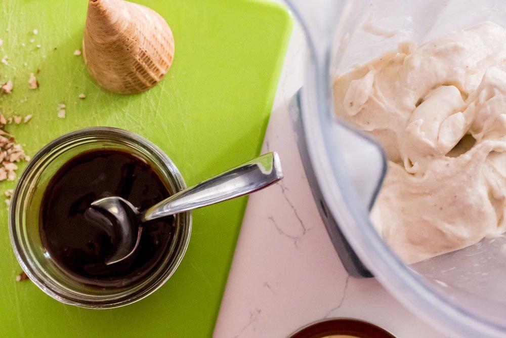 Banana Nice Cream | Rainbowl Foods