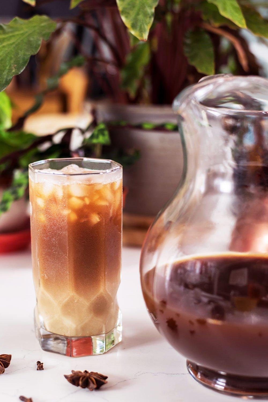 Dairy-Free Thai Iced Tea | Rainbowl Foods
