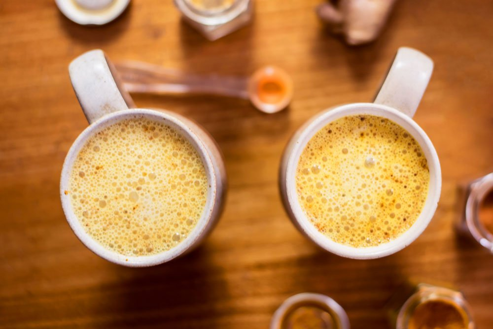 Golden Milk Latte | Rainbowl Foods