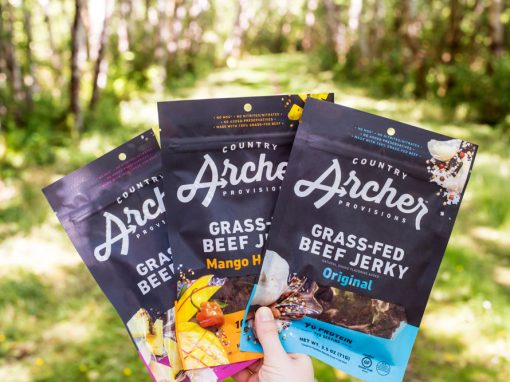 Country Archer Provisions Jerky