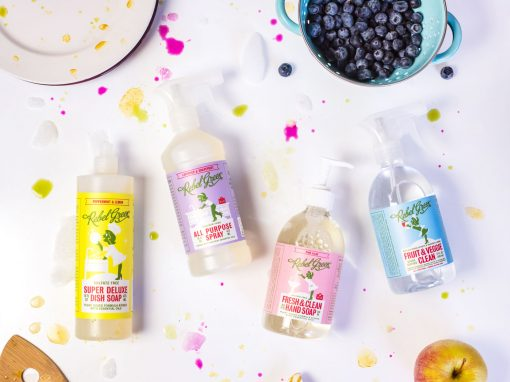 Rebel Green Natural Cleaners