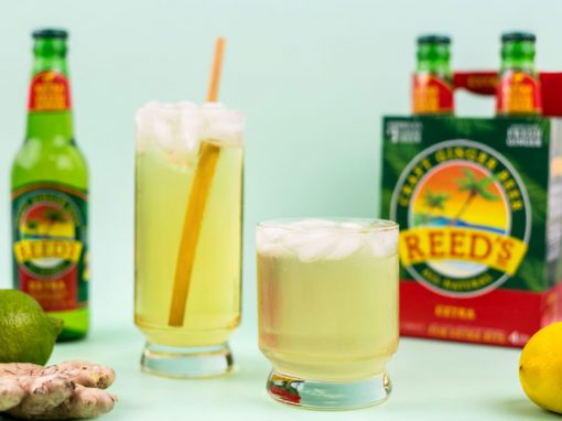Reed's Ginger Ale